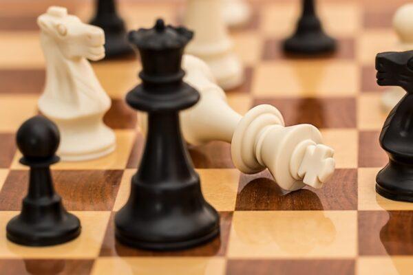 checkmate, chess, resignation