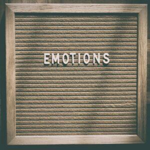 minimalism, emotions, feelings