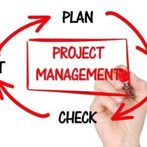 project management, planning, business