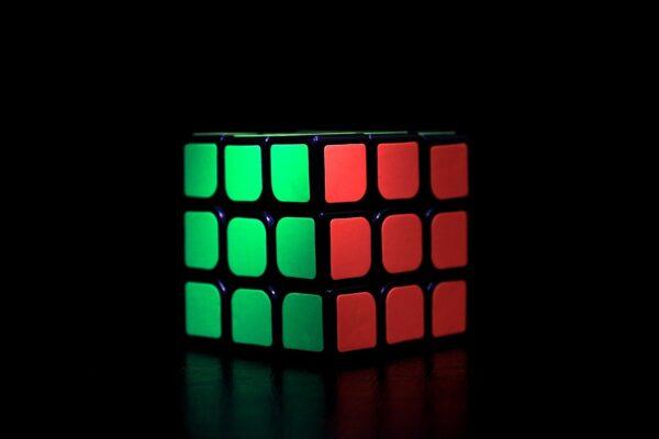 rubiks cube, game, cube
