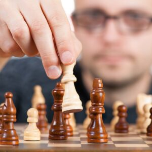 strategy, chess, board game